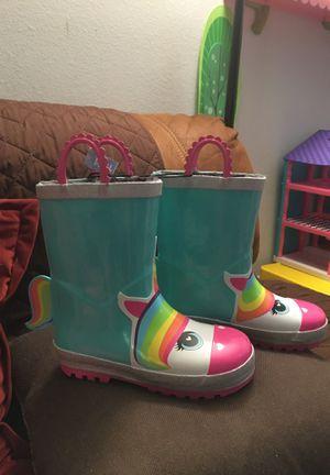 Rain boots size 13/1 for Sale in Cerritos, CA