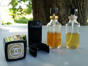 Chanel Number 5 spray cologne bottles perfume for Sale in Stewartsville, NJ