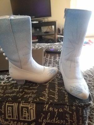 Frozen Elsa boots for Sale in Phoenix, AZ