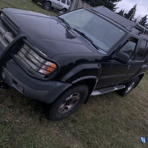 2001 Nissan Xterra! 5 Speed 4x4 for Sale in DuPont, WA