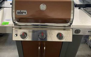 New Weber BBQ Grill DUK for Sale in Round Rock, TX