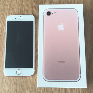 iPhone 7 32GB Unlocked for Sale in Kannapolis, NC