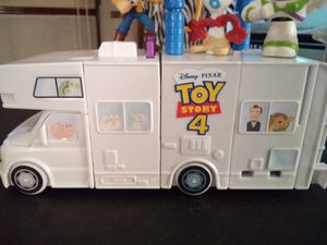 MCDONALD'S TOY STORY 4 RV TRUCK for Sale in Reading, PA