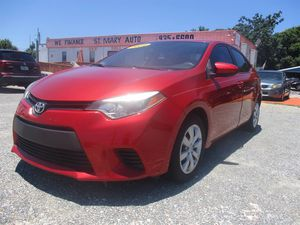 2014 Toyota Corolla for Sale in Holiday, FL