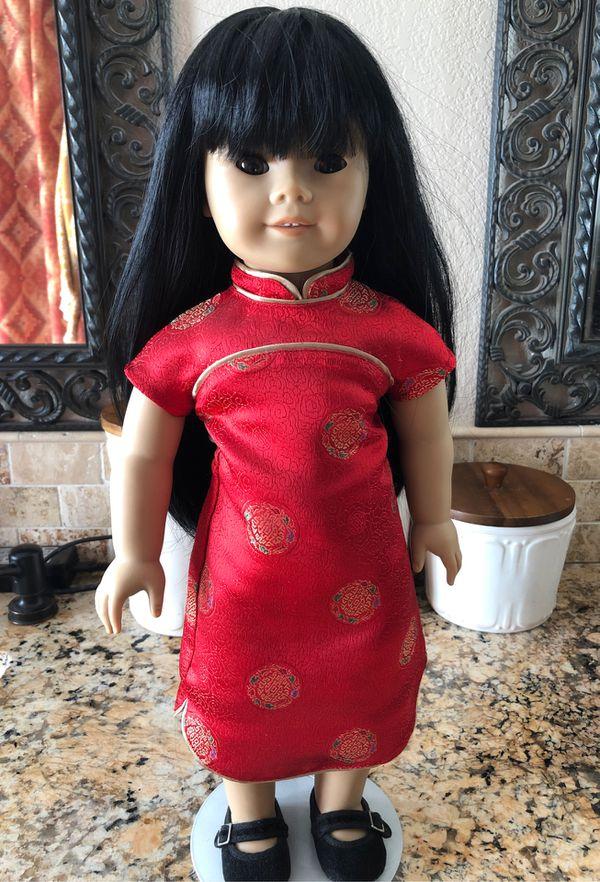 Asian American Girl doll #4