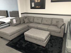 2PC Sofa Sectional 🔥🔥🔥 for Sale in Fresno, CA