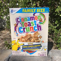 Pokemon: General Mills Pikachu Cereal for Sale in Long Beach,  CA