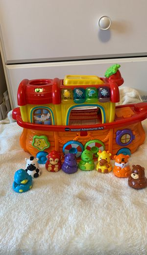 Vtech animal adventure ark for Sale in Vancouver, WA