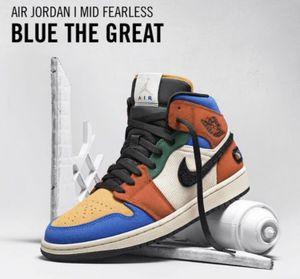 11.5 deadstock shoe. Jordan blue the great for Sale in Maple Valley, WA