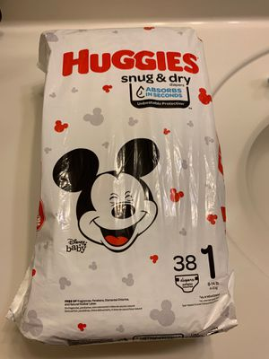NEW! HUGGIES make me an offer!!! for Sale in Queen Creek, AZ