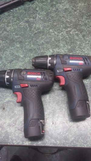 Bosch drills for Sale in Dillsburg, PA