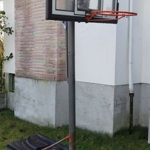 Lifetime Adjustable Portable Basketball Hoop (54 in.) for Sale in Silverdale, WA