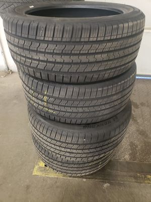 Nearly new nankang tires 265 45 20 90% tread for Sale in Oregon City, OR