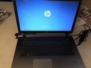 Hp laptop for Sale in Yuma, AZ