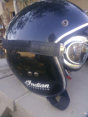 Indian motorcycle helmet for Sale in Laton, CA