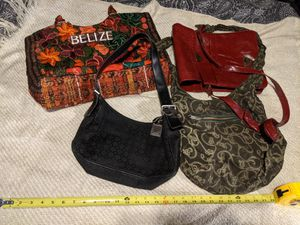 Two hobo bags and two purses for Sale in Hillsboro, OR