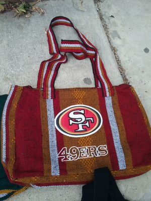 San Francisco 49ers team bag for Sale in West Covina, CA