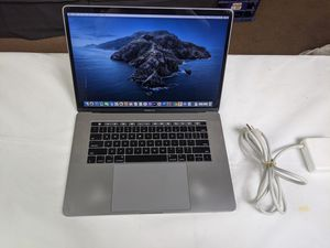 """2017 MacBook Pro 15"""" Touch Bar 2.8 GHz Quad Core i7 16GB 256GB SSD for Sale in Tempe, AZ"""