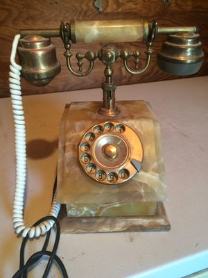 Imported Onyx Telephone for Sale in Cameron, MO
