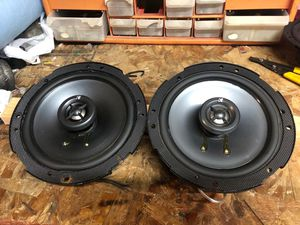 "6.5"" KICKER SPEAKERS for Sale in Hubbard, OR"
