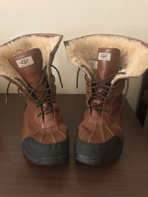 Men's Uggs Boots Size 14 for Sale in Brooklyn, NY