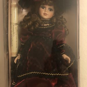 Genuine Fine Bisque Porcelain Doll for Sale in Portland, TX