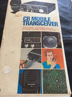 CB Radio for Sale in Industry,  PA