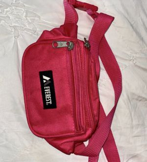 Everest Signature Waist Pack - Standard, Hot Pink, One Size for Sale in Lakewood, CA