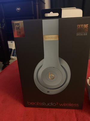 Beats studio 3 wireless headphones for Sale in Gahanna, OH