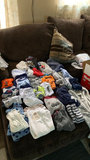 Baby Boy Clothes 6-9 Months for Sale in Seattle, WA
