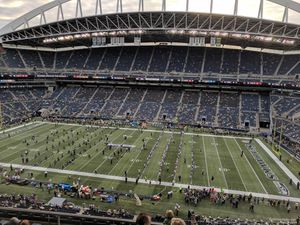 Seahawks vs Cardinals - 12/22 for Sale in Seattle, WA