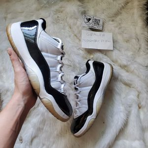 Jordan 11 Low Concord size 10.5 for Sale in Cullowhee, NC