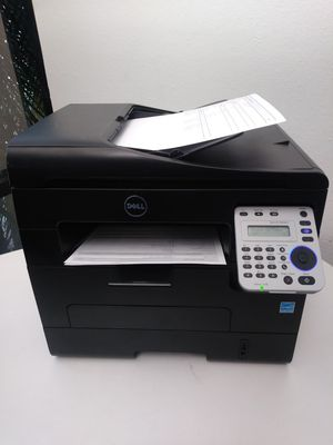 Laser Printer Like new Laser Printer Dell B1265dnf Multifunctional Printer/Copier/Fax & Scanner for Sale in Phoenix, AZ