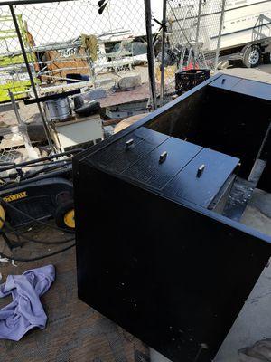 Big black desk for Sale in Las Vegas, NV