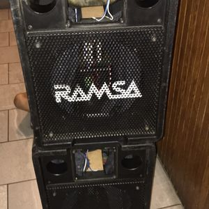 Panasonic RAMSA Emty Bos 12 Inches for Sale in Boston, MA