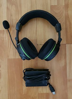 Turtle Beach - Ear Force X42 - Premium Wireless Gaming Headset with Dolby Surround Sound - Xbox 360 PC PS3 PS4 Xbox one for Sale in Peoria, AZ