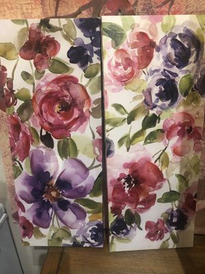 Floral Canvas for Sale in Riverside, CA