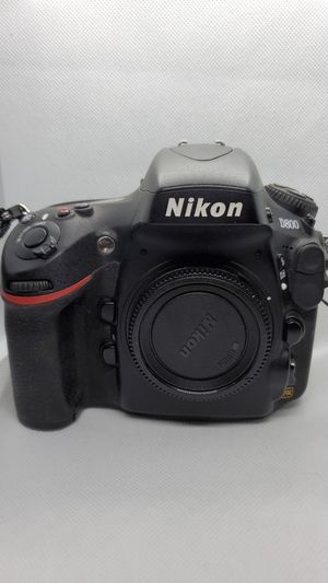 Nikon D800 for Sale in Bell Gardens, CA