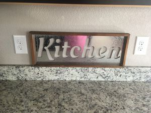 Wall art for the 'Kitchen' for Sale in Lakewood, CO