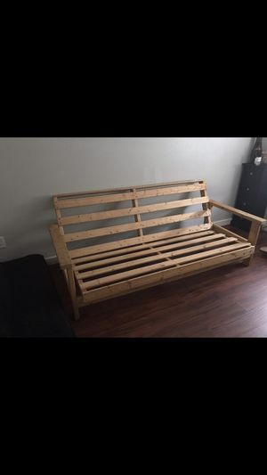 Free futon frame for Sale in Vancouver, WA