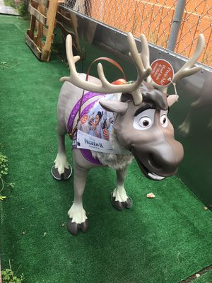 Disney Frozen 2 playdate sven for Sale in Chino Hills, CA