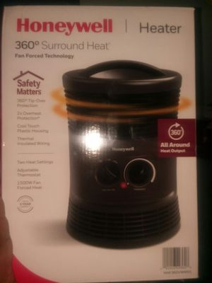 Honeywell 360 heater for Sale in Phoenix, AZ