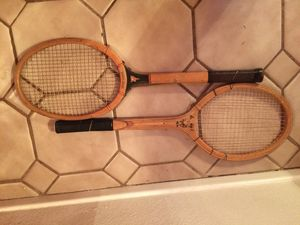 Antique Tennis Rackets for Sale in Scottsdale, AZ