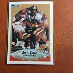 Steve Young Fleer 90 for Sale in Renton,  WA