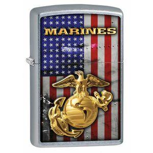 U.S. Marines American Flag Zippo Lighter for Sale in Daytona Beach, FL
