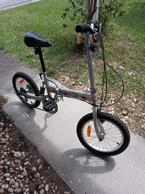Diet Dr. Pepper Folding Bike for Sale in Brandon, FL