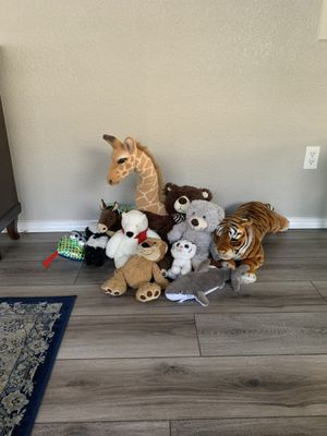 Children's Toy Stuffed Animals for Sale in Colorado Springs, CO