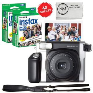 Fujifilm INSTAX Wide 300 Camera and 2 x Instax Wide Film Twin Pack - 40 Sheets for Sale in Catonsville, MD