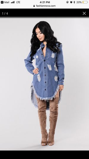 Denim Dress for Sale in East Cleveland, OH
