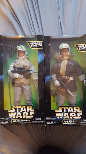 "Star Wars 12"" Action Figures for Sale in Somerville, MA"